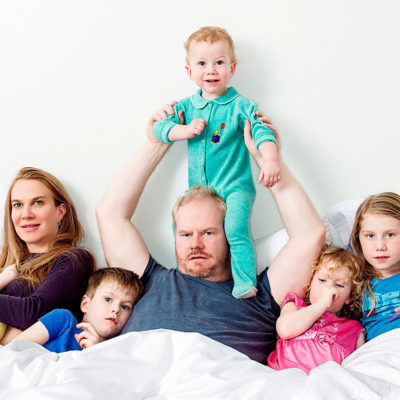Kelly DiNardo article on Jim Gaffigan, New York Times