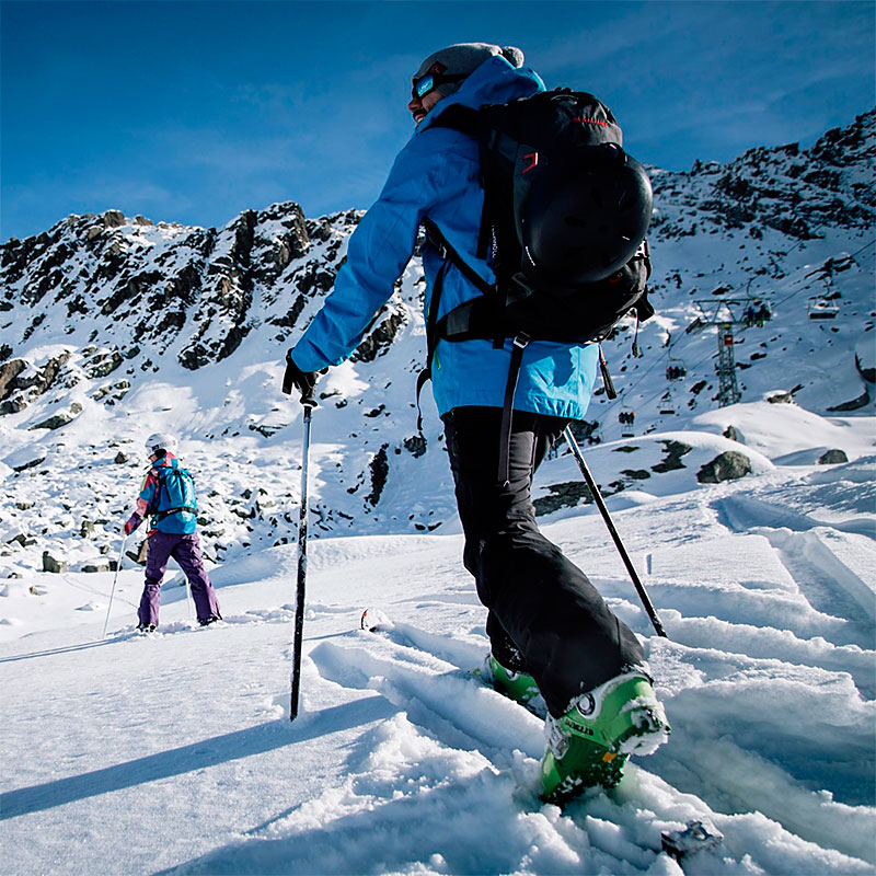 Kelly DiNardo article Skiing as it was before chairlifts, New York Times